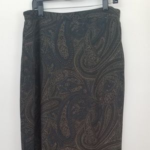 AGB Brand Women's Size 10 Long Skirt T5-20